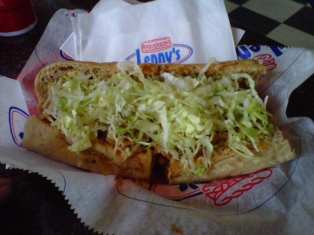 This was possibly the best sub I've ever had anywhere.