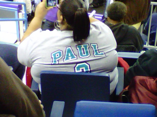 Paul is huge in the Big Easy