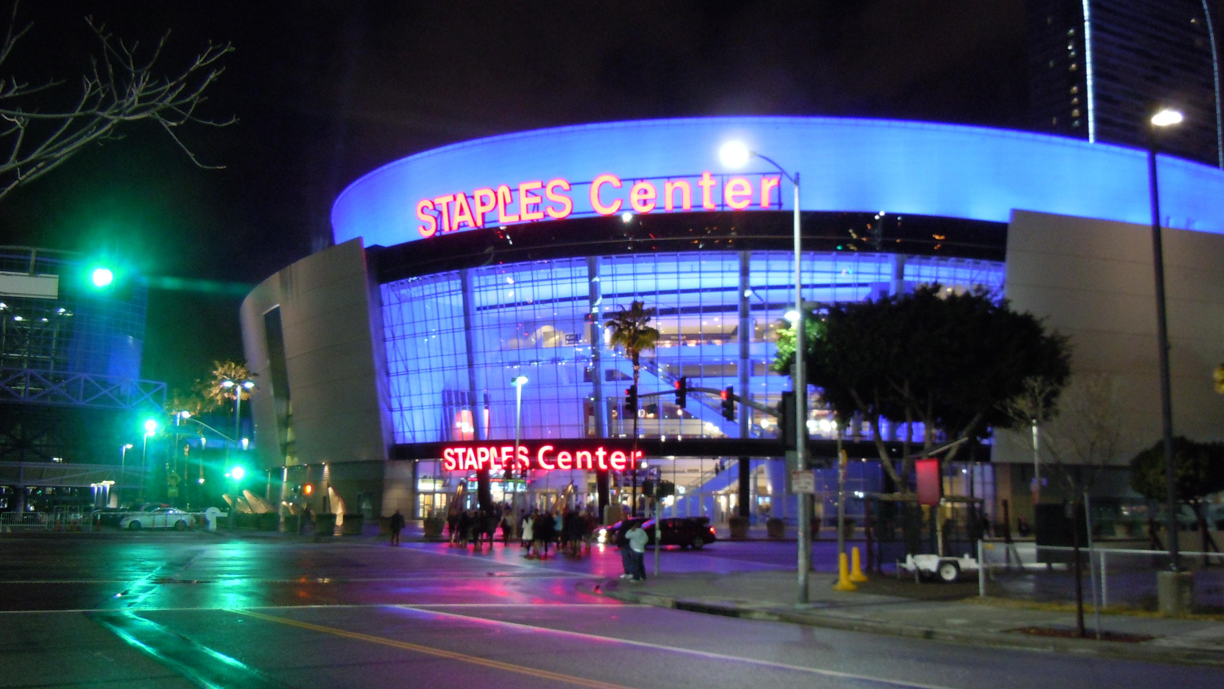 Staples Center The Frugal Fan
